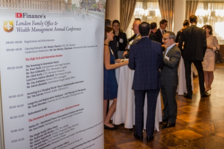 The 2016 London Family Office Conference
